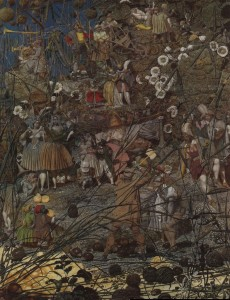 The Fairy Feller's Master-Stroke, de Richard Dadd